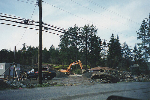 Breaking Ground on Millstream Road