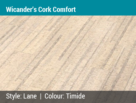 Chris' Choice: Wicander's Cork Comfort | Lane | Color: Timide