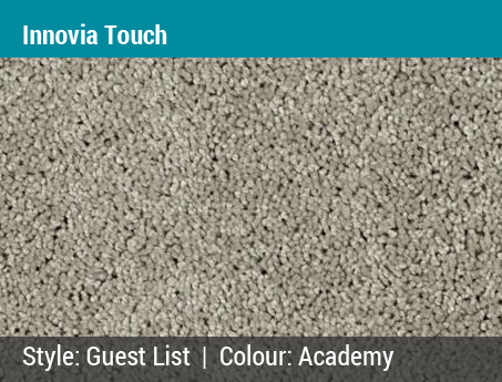 Maurice's Choice: Innovia Touch | Guest List | Color: Academy